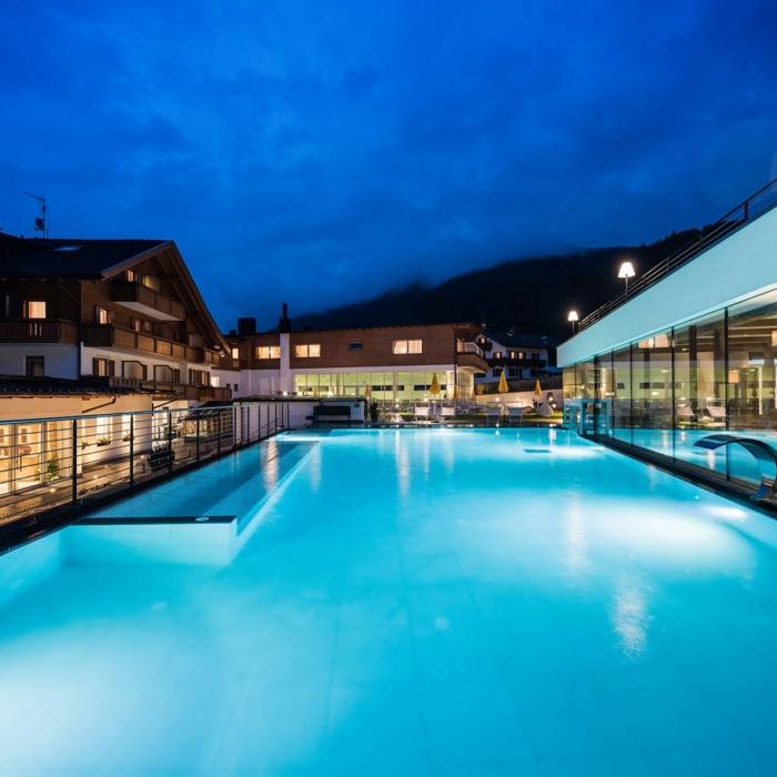 Das Nature Alpine Hotel Stoll in Gsies in Südtirol