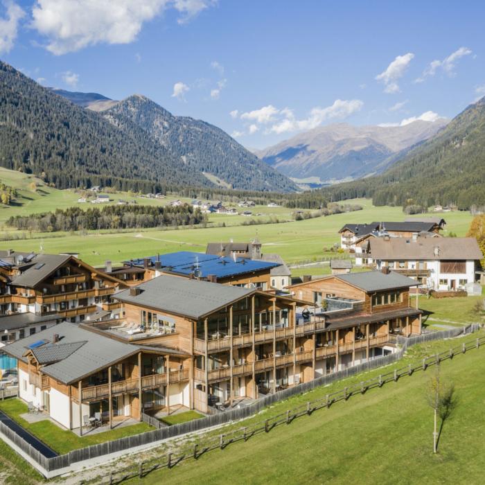 Alpine Nature Hotel Stoll im Gsiesertal in Südtirol